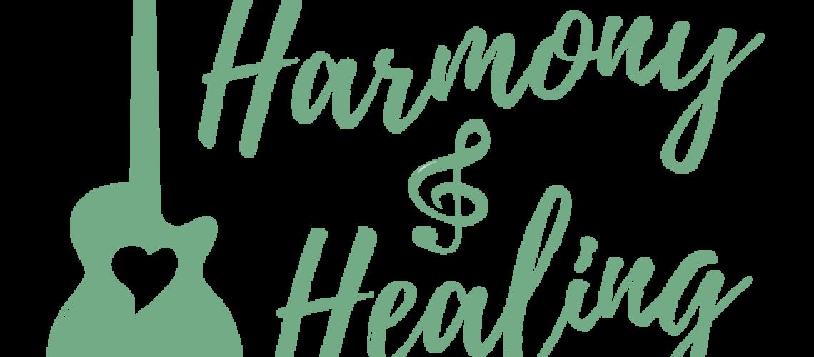 Harmony & Healing Website Logo
